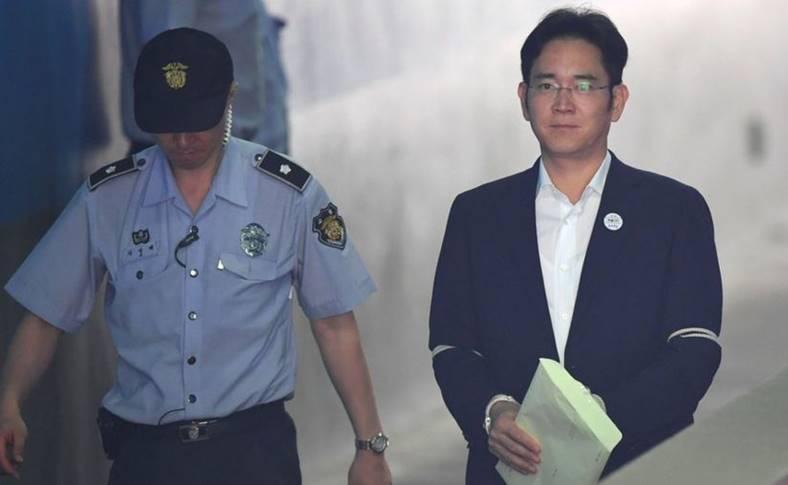 Samsung Vicepresedintele Risca 12 Ani Inchisoare