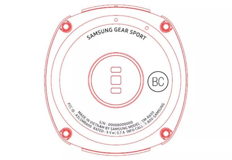 Samsung competitor Apple Watch Gear Sport