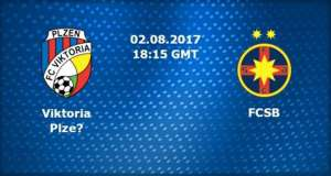Viktoria Plzen FCSB Liga Campionilor 2017 tv live online