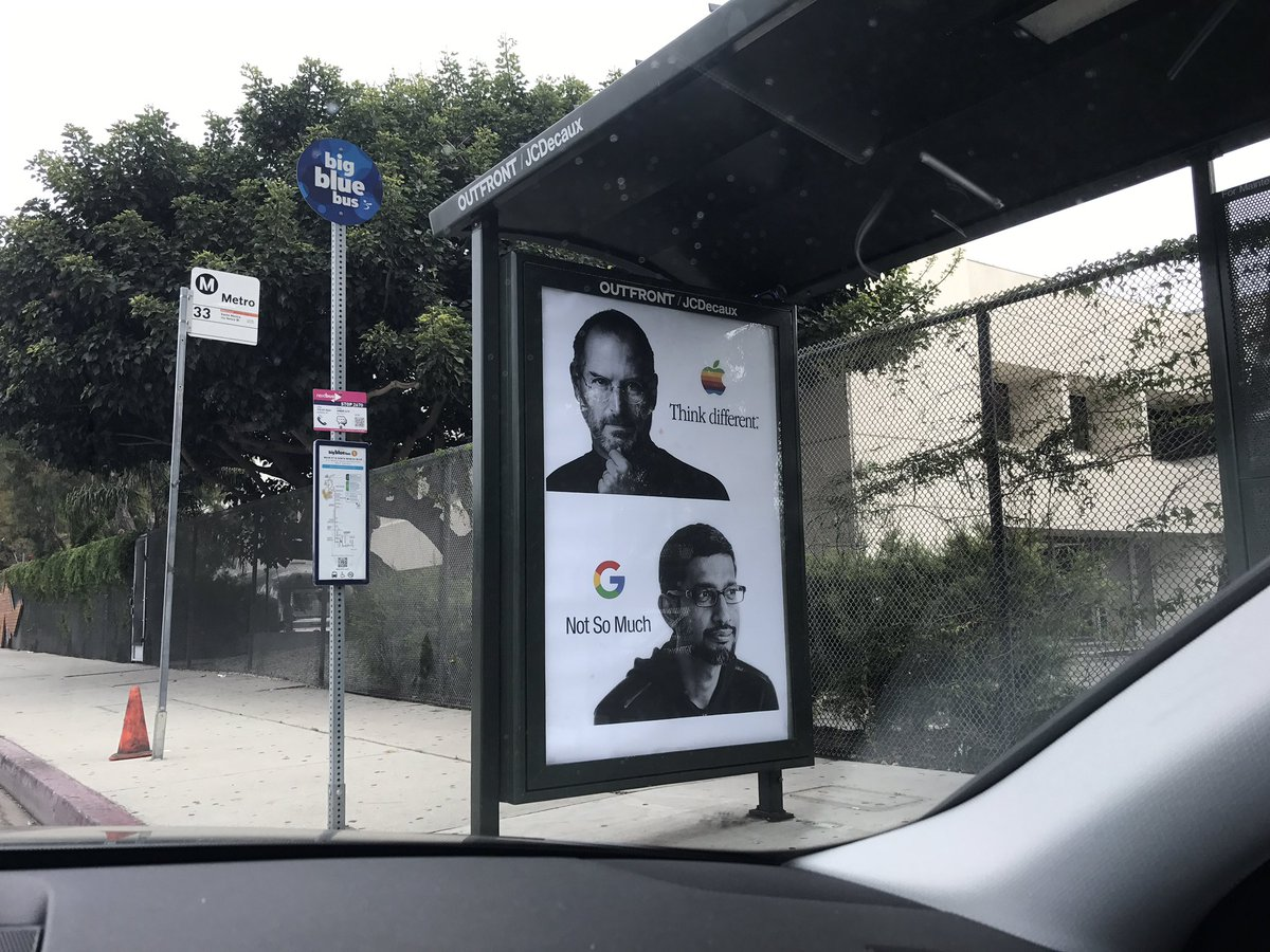 apple campanie impotriva google 1
