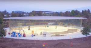 apple park prezentarea iphone 8