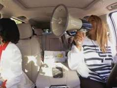 carpool karaoke reclame apple music