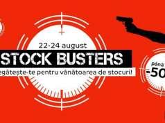 emag 21 august stock busters reduceri mari