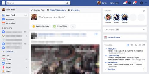 facebook lanseaza functie calculatoare