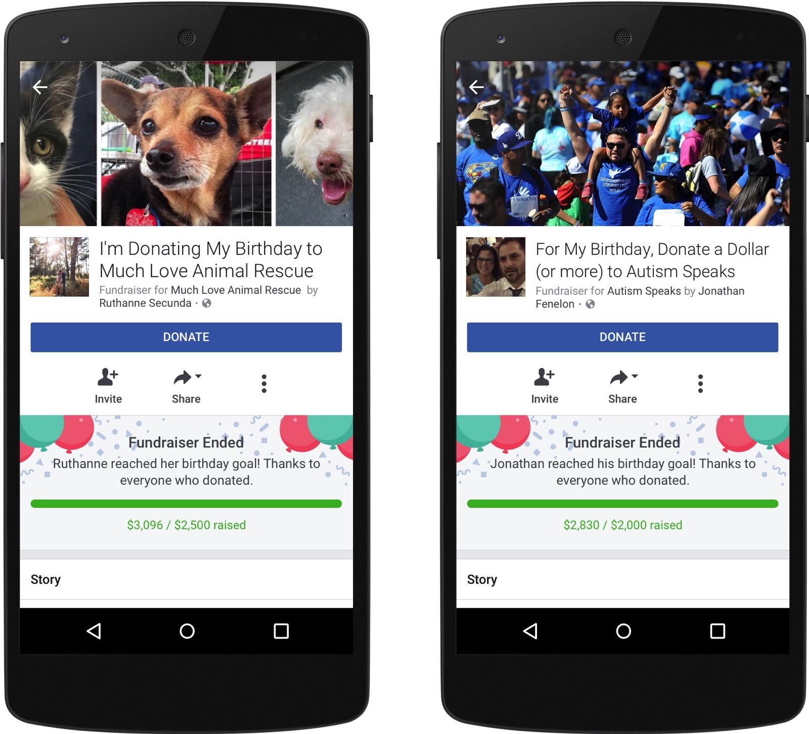 facebook update surpriza utilizatori