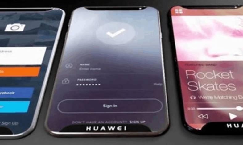 huawei mate 10 teaser iphone 8