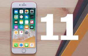 iOS 11 performante iPhone 5S, iPhone 6