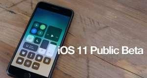 iOS 11 public beta 5 instaleaza iPhone iPad