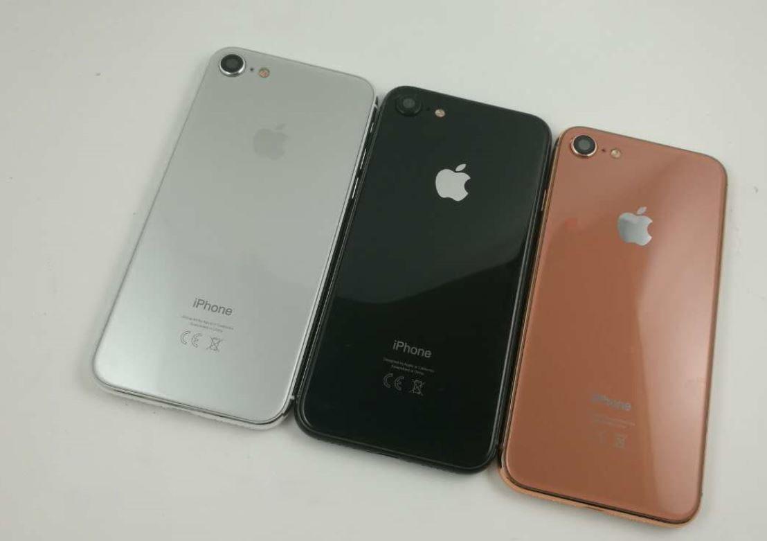 iPhone 7S culoare cupru