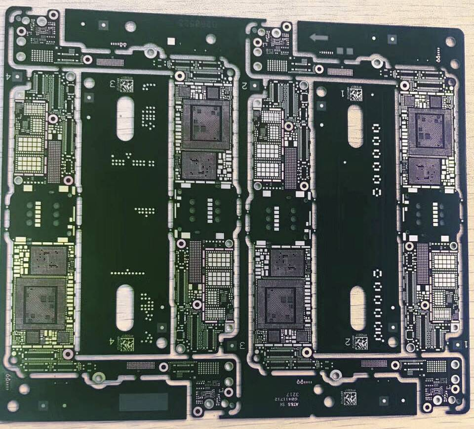 iPhone 7S placa logica