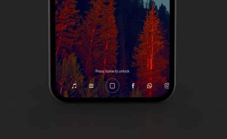 iPhone 8 Decizia Touch ID