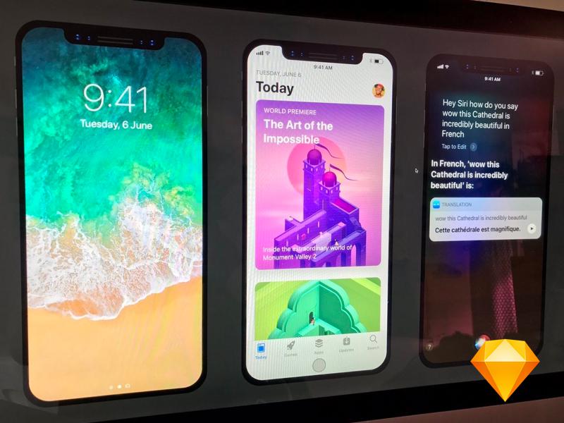 iPhone 8 aplicatii ecran 2