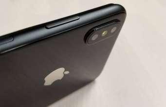 iPhone 8 camera frontala 3d imagine