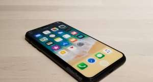 iPhone 8 concept buton home