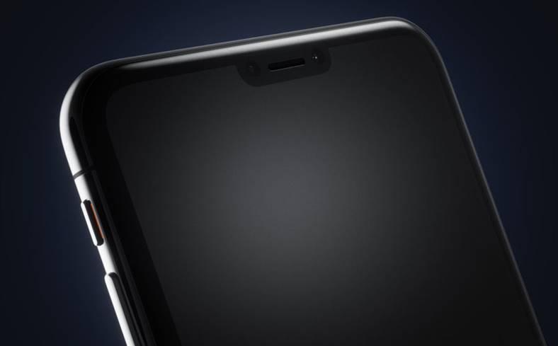 iPhone 8 concept transparent