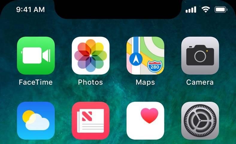 iPhone 8 dock bara functi