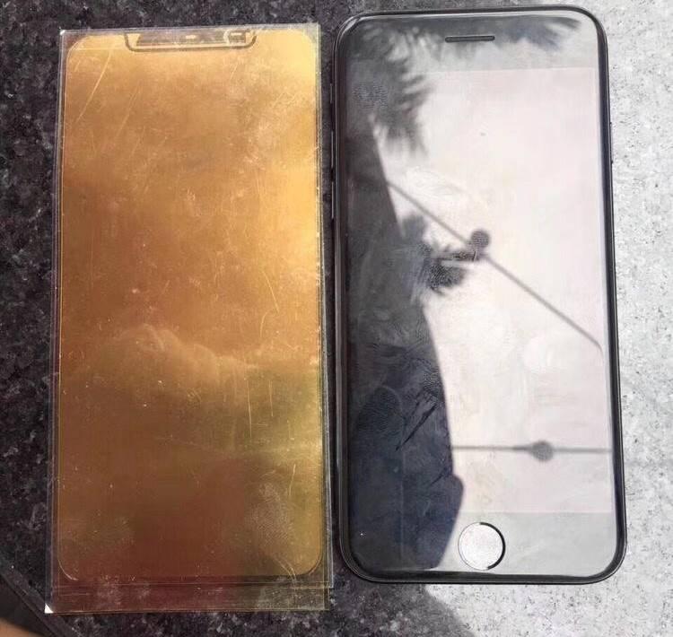 iPhone 8 ecran oled imagini 1