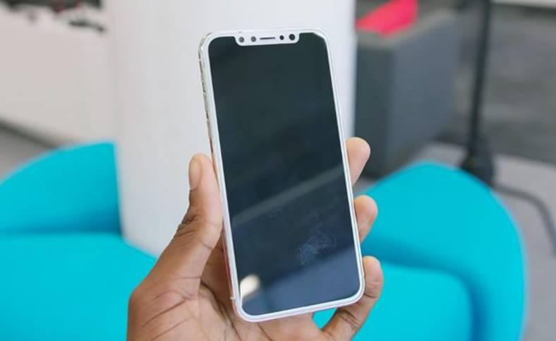 iPhone 8 face id noua functie
