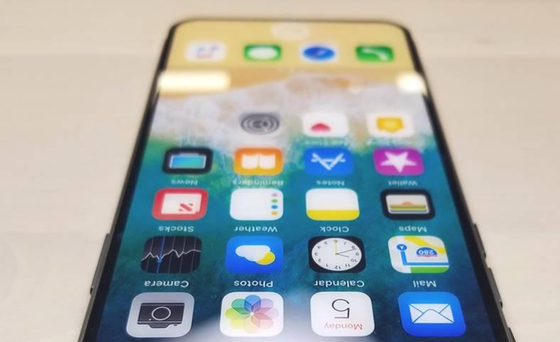 iPhone 8 imagini componenta important