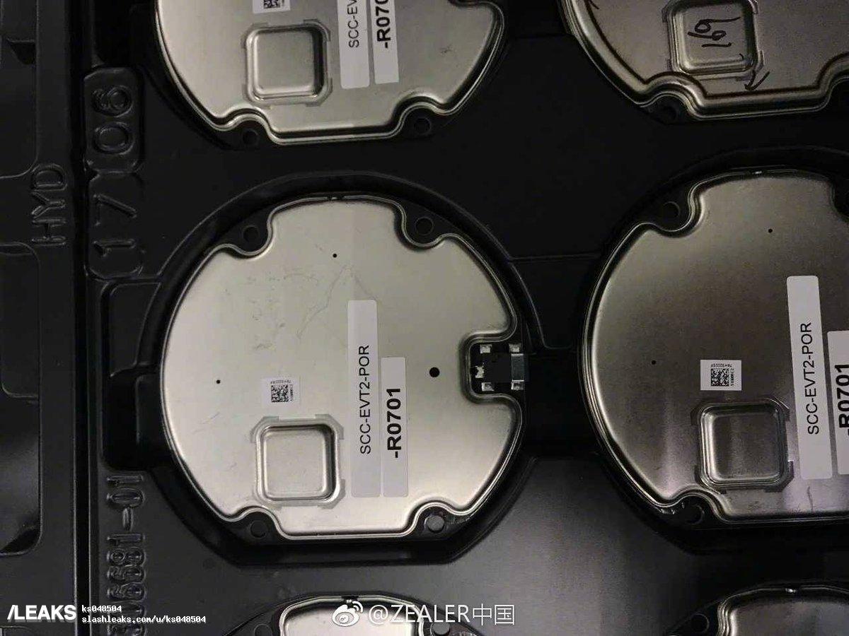 iPhone 8 modulele incarcare wireless