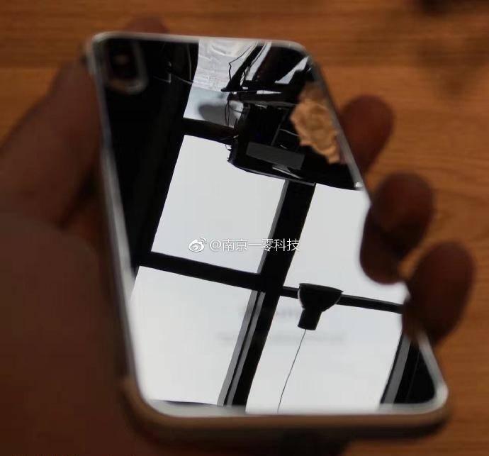 iPhone 8 oglinda