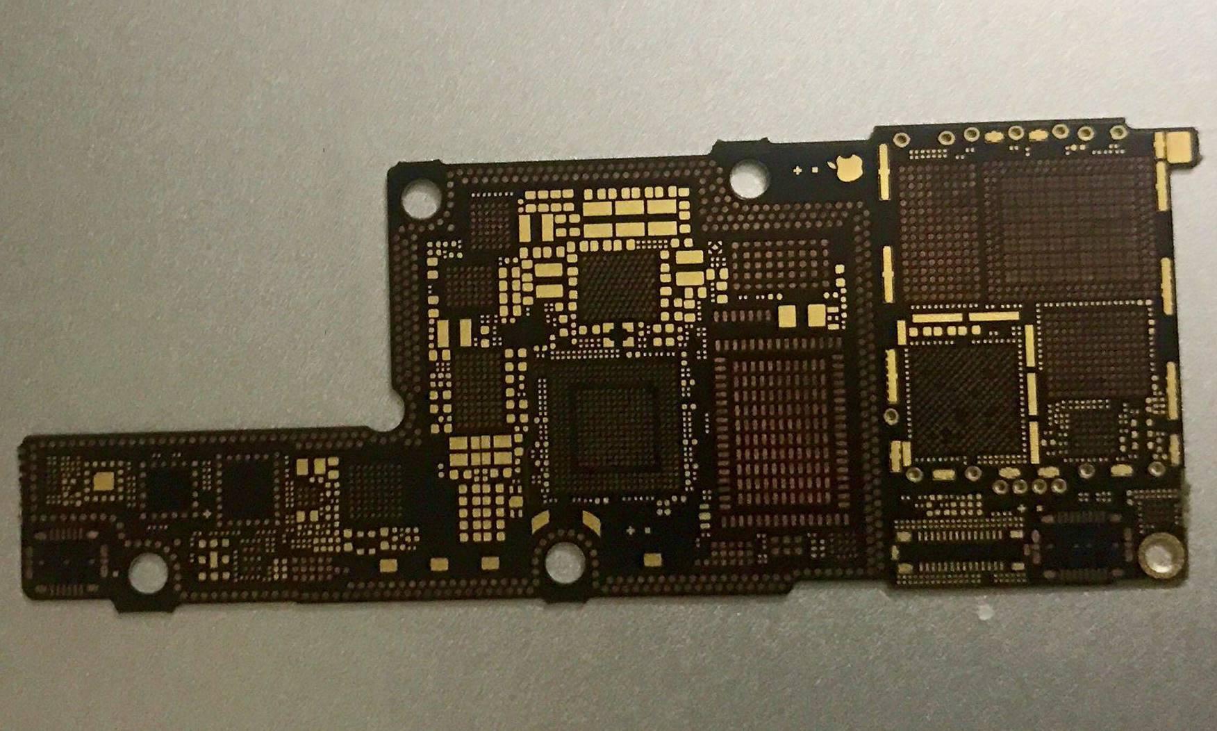 iPhone 8 placa logica baterie