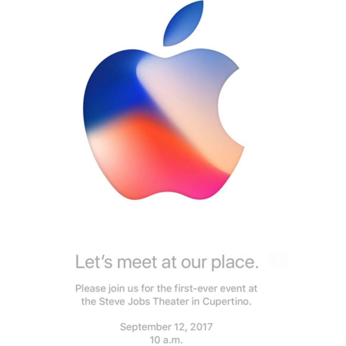 iPhone 8 prezentare 12 septembrie