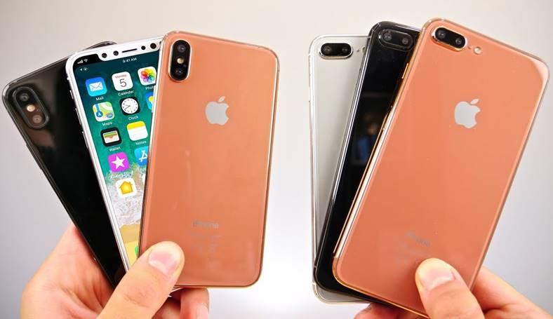iPhone 8 prezentarea detaliata culori