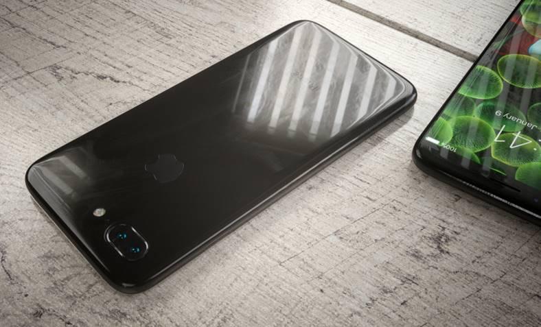 iPhone 8 spatiu stocare