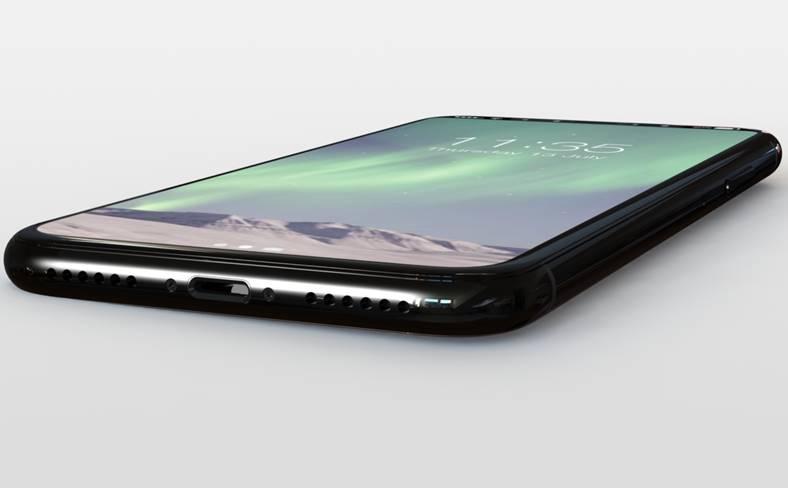 iphone 8 unitate reala scanata cu raze x