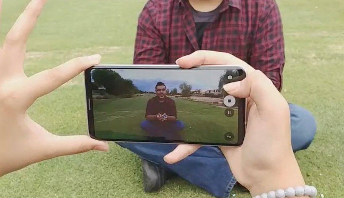 lg v30 imagini video unitate reala 1