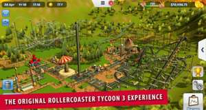 rollercoaster tycoon 3 este disponibil pret redus