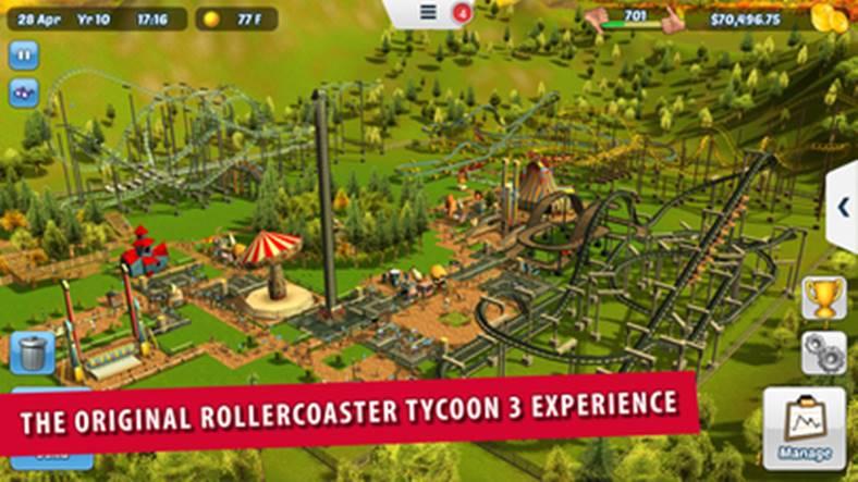 rollercoaster tycoon 3 este disponibil reducere