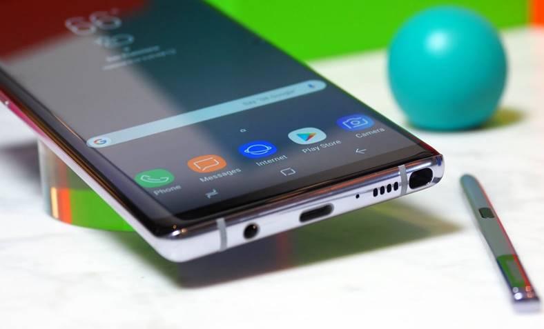 samsung galaxy note 8 vanzari mici iphone