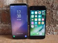 samsung galaxy s8 umbra iphone-7