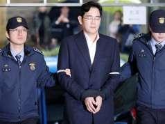 seful samsung condamnat inchisoare