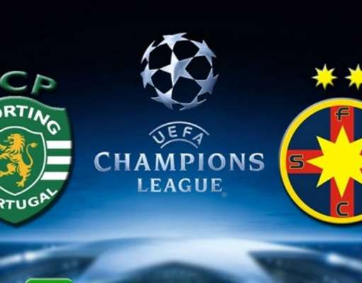 sporting steaua tv live online champions league