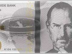 valuta lume steve jobs
