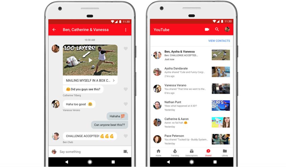 youtube functie lansata global