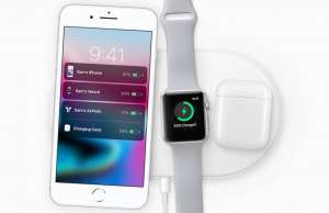 AirPower Compatibilitate Apple Watch 3