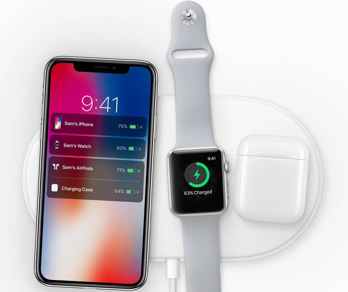 AirPower Incarca Wireless iPhone X iPhone 8