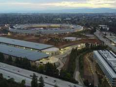 Apple Park Arata Inaintea Deschiderii