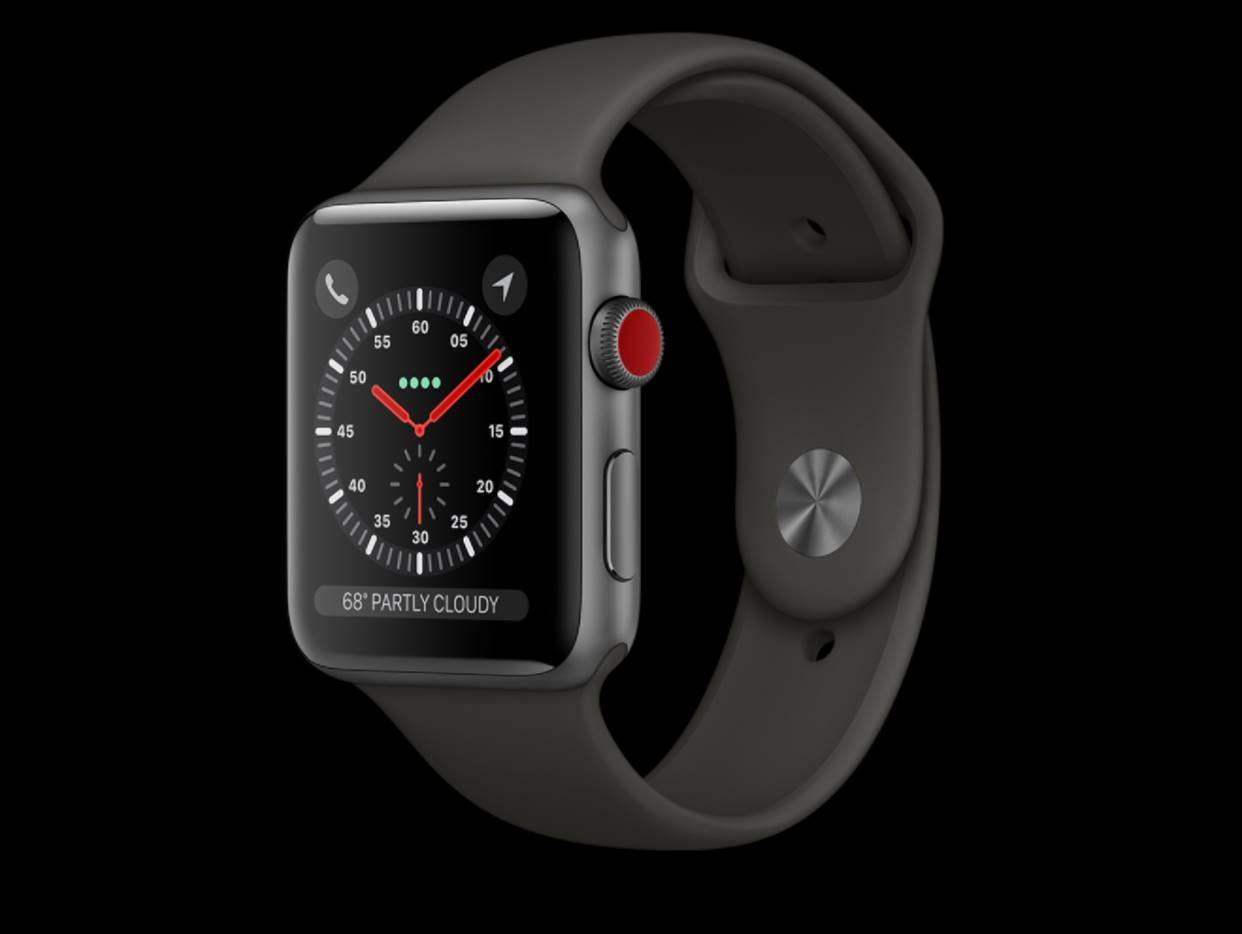 Apple Watch 3 4G CONFIRMAT iOS 11 GM