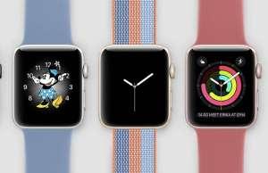 Apple Watch 3 lansat 2 noi culori