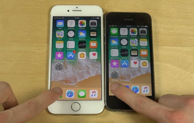 Descarca iOS 11 iPhone iPad