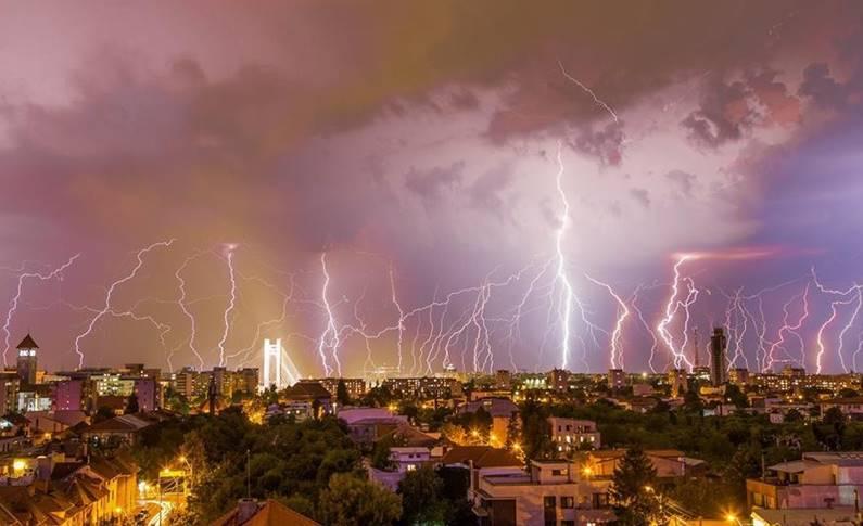 Furtuna Bucuresti VREMEA Timp Real Online