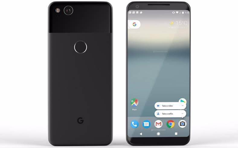 Google Lansarea Pixel 2 Ataca iPhone X