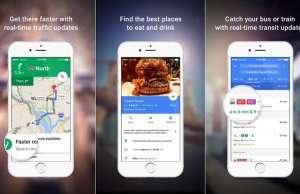 Google Maps actualizata, Noutatile