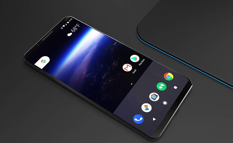 Google Pixel 2 Functie iPhone 8