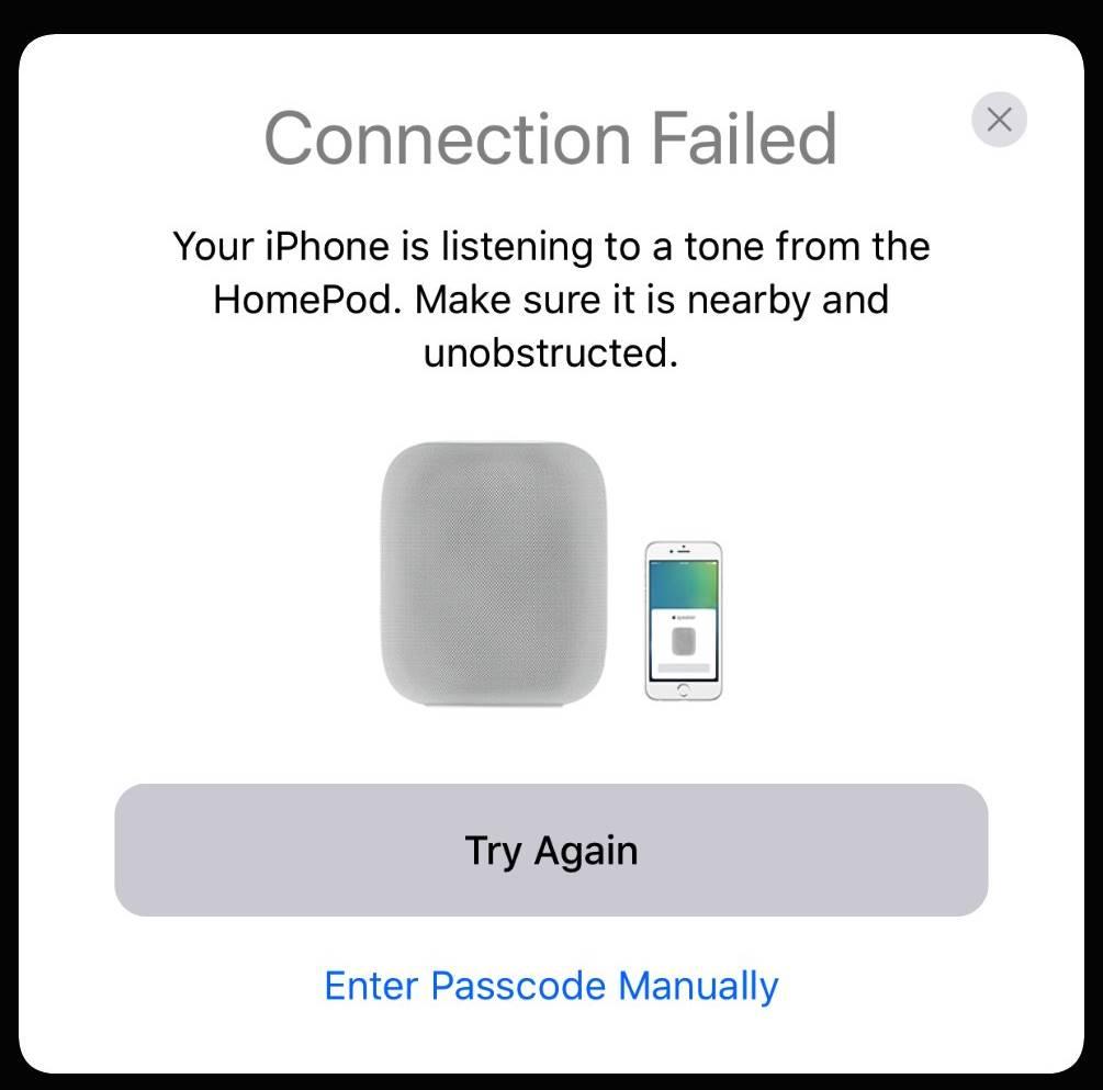 HomePod Sunet Special pentru Conectare iPhone